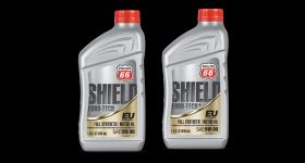 NEW LINE OF EUROPEAN MOTOR OILS.