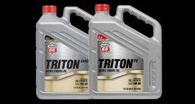 PHILLIPS 66® LUBRICANTS DEVELOPS LOW VISCOSITY DIESEL ENGINE OILS.