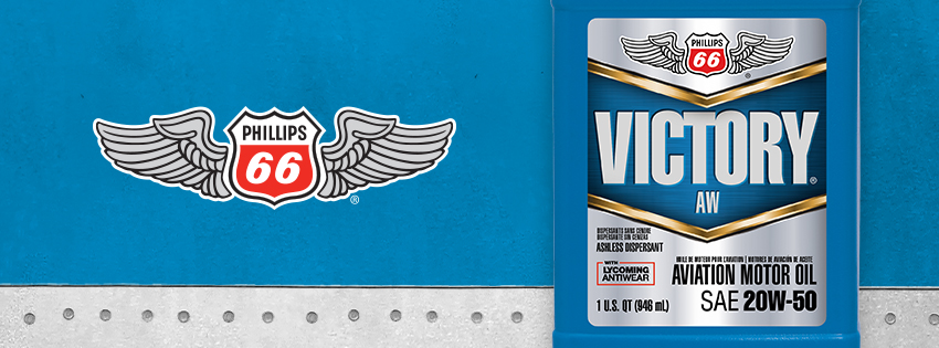 VICTORY® AW 20W-50 WITH LYCOMING ANTISCUFF LAUNCHES AT EAA AIRVENTURE.