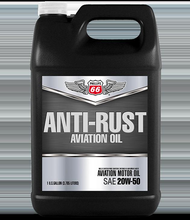AVIATION ANTI-RUST OIL