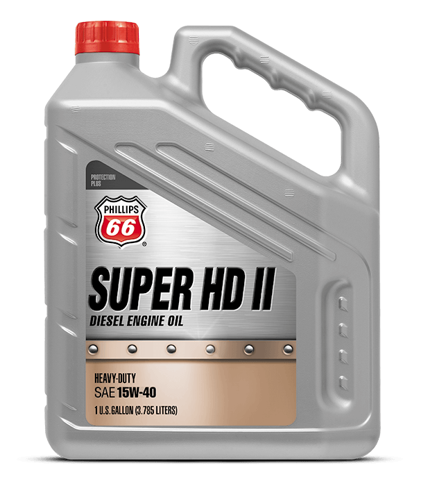 SUPER HD II DIESEL ENGINE OIL