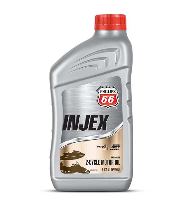 INJEX® TC-W3® 2-CYCLE MOTOR OIL