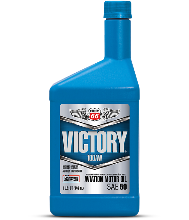 VICTORY® AVIATION OIL 100AW