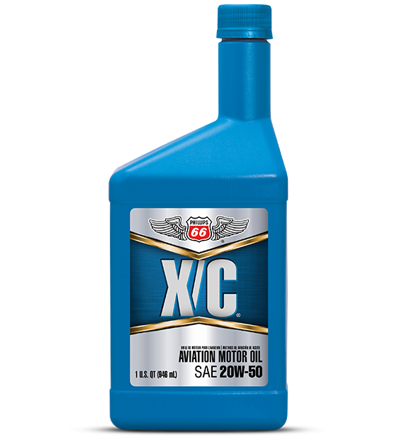 X/C® AVIATION OIL