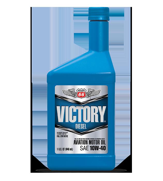 VICTORY® DIESEL AVIATION OIL 10W-40