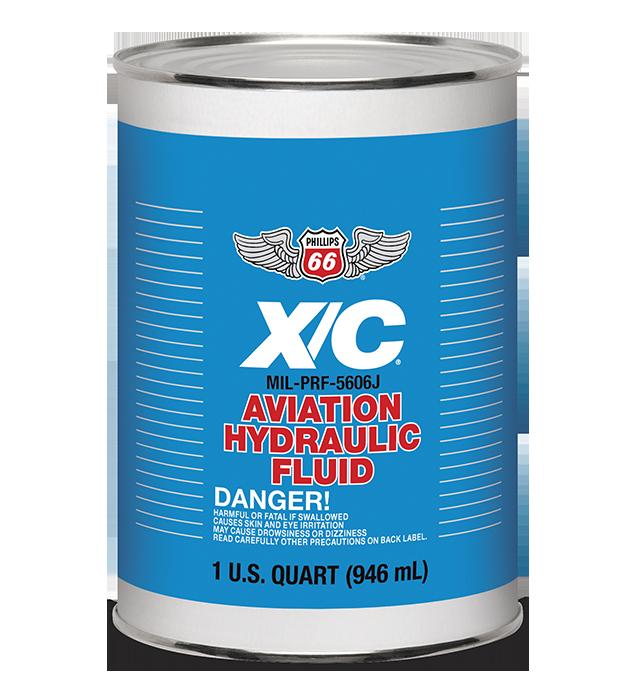 X/C® 5606J & X/C® 5606A AVIATION HYDRAULIC FLUIDS