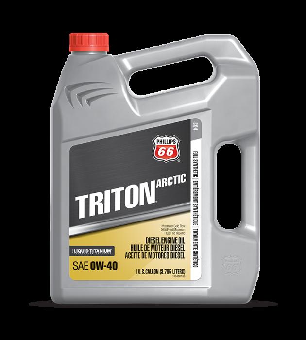 TRITON®ARCTIC DIESEL ENGINE OIL