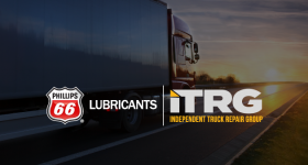 iTRG Teams Up with Phillips 66® Lubricants to Offer National Oil Program  for Independent Truck Repair Shops